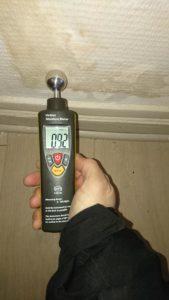 testeur humidite humidimetre pour recherche de fuite d'eau