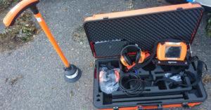 détecteur fuite acoustique pour canalisation