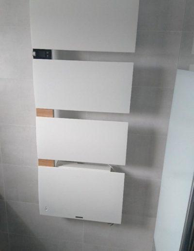 Salle de bain radiateur